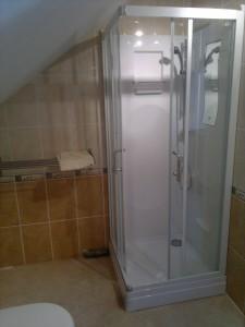 Chambres d'hôtes Compiègne - Salle de bain chambre Bouddha
