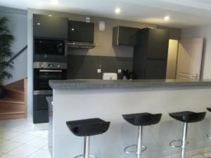 Chambres d'hôtes Compiègne - la cuisine